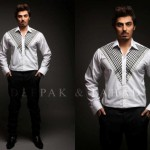 Deepak & Fahad Latest Winter Dress Collection 2012-13 For Men