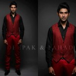 Deepak & Fahad Latest Winter Dress Collection 2012-13 For Men (2)