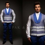 Deepak & Fahad Latest Winter Dress Collection 2012-13 For Men (4)