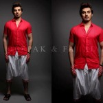 Deepak & Fahad Latest Winter Dress Collection 2012-13 For Men (7)