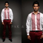 Deepak & Fahad Latest Winter Dress Collection 2012-13 For Men (8)