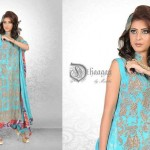 Dhaagay New Fall & Winter Party Wear Dresses 2012-13 For Women 0011