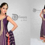 Dhaagay New Fall & Winter Party Wear Dresses 2012-13 For Women 0012