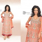 Dhaagay New Fall & Winter Party Wear Dresses 2012-13 For Women 003