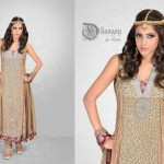 Dhaagay New Fall & Winter Party Wear Dresses 2012-13 For Women 004