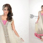 Dhaagay New Fall & Winter Party Wear Dresses 2012-13 For Women 005
