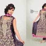 Dhaagay New Fall & Winter Party Wear Dresses 2012-13 For Women 006
