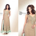 Dhaagay New Fall & Winter Party Wear Dresses 2012-13 For Women 007
