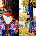 Dhaani Women Winter Dresses Latest Collection 2013 & Price (2)