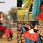 Dhaani Women Winter Dresses Latest Collection 2013 & Price (3)