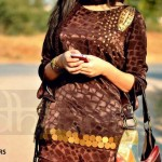 Dhaani Women Winter Dresses Latest Collection 2013 & Price (6)
