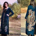 Dhaani Women Winter Dresses Latest Collection 2013 & Price (9)