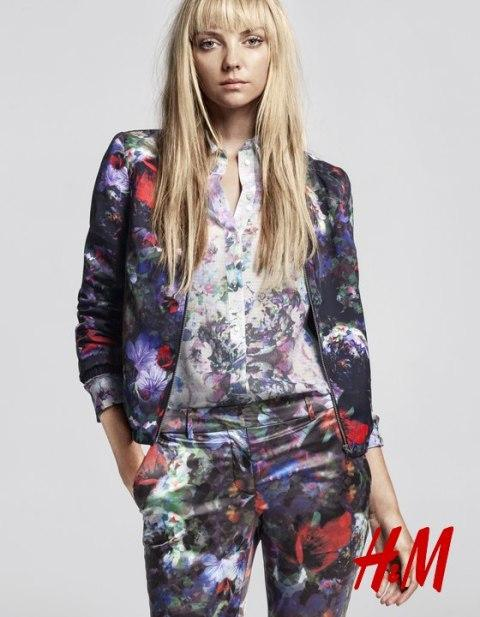 H&M latest winter dresses 2012-13 for women 001