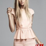 H&M latest winter dresses 2012-13 for women 005
