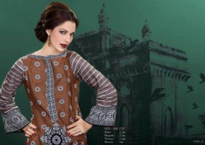 Ittehad Winter Latest Dresses Khaddar Collection 2012-13 For Women (1)