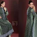 Ittehad Winter Latest Dresses Khaddar Collection 2012-13 For Women