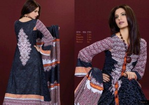 Ittehad Winter Latest Dresses Khaddar Collection 2012-13 For Women (4)