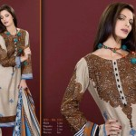 Ittehad Winter Latest Dresses Khaddar Collection 2012-13 For Women (5)