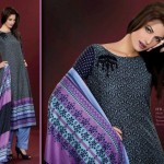Ittehad Winter Latest Dresses Khaddar Collection 2012-13 For Women (6)