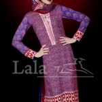 Kesa Winter Collection 2012-13 For Women by Lala Textiles