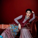 Kesa Winter Collection 2012-13 For Women by Lala Textiles (2)