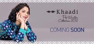 Khaadi Pre Latest Fall Winter Dresses Collection 2012-13 For Women (3)