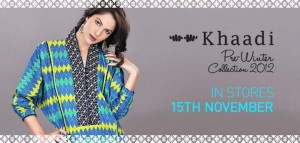Khaadi Pre Latest Fall Winter Dresses Collection 2012-13 For Women (6)