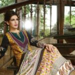 Lala Textiles Latest Winter Pashmina Shawl Dresses 2012-2013 For Women 001