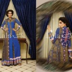 Lala Textiles Latest Winter Pashmina Shawl Dresses 2012-2013 For Women 004
