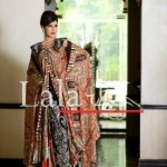 Lala Textiles Latest Winter Pashmina Shawl Dresses 2012-2013 For Women 007
