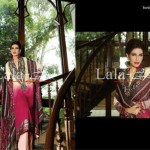 Lala Textiles Latest Winter Pashmina Shawl Dresses 2012-2013 For Women 008