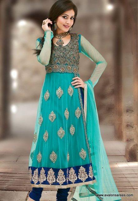 Latest Avalon Party Wear Dress Collection 2012-13 For Women