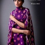 Latest Bareeze Embroidery Fall Winter Collection 2012-13 For Women