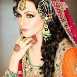 Latest Bridal Mehndi Dress Collection 2012-13 For Women &Girl