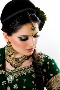 Latest Bridal Mehndi Dress Collection 2013 For girls