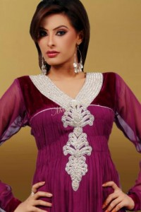 Latest Formal Wear Dress Collection 2012-13 for Women By Maysoon (1)