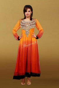 Latest Formal Wear Dress Collection 2012-13 for Women By Maysoon (2)