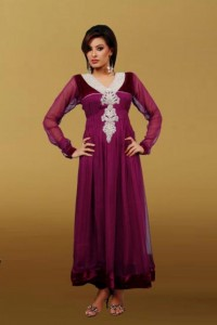 Latest Formal Wear Dress Collection 2012-13 for Women By Maysoon (3)