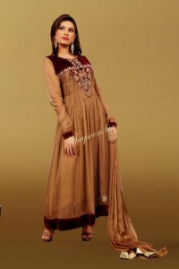 Latest Formal Wear Dress Collection 2012-13 for Women By Maysoon (4)