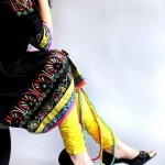 Latest Lajna Winter Dress Formal weear Collection 2012-2013 For Women (3)