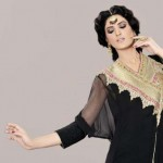 Latest Party Wear Dress Collection 2012-13 For Women