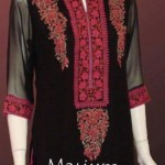 Latest Party Wear Dresses 2012-2013 For Women By Marium Collection (2)