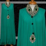 Latest Party Wear Dresses 2012-2013 For Women By Marium Collection (3)