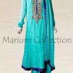 Latest Party Wear Dresses 2012-2013 For Women By Marium Collection (4)