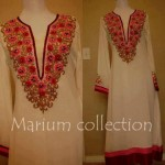 Latest Party Wear Dresses 2012-2013 For Women By Marium Collection (5)