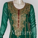 Latest Party Wear Dresses 2012-2013 For Women By Marium Collection (7)
