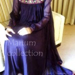 Latest Party Wear Dresses 2012-2013 For Women By Marium Collection (9)