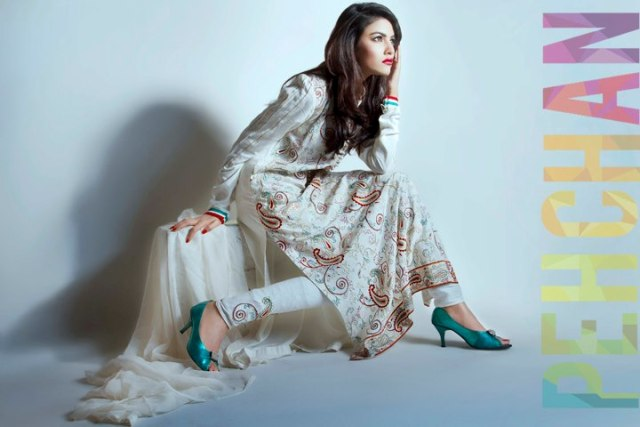Latest Pehchan Casual wear Winter Dress Collection 2012-13 for Women (1)