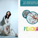 Latest Pehchan party wear Winter Dress Collection 2012-13 for girls (3)