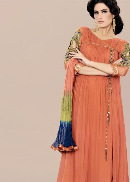 Latest Ready to Wear Dress Collection 2012-13 For Women (2)